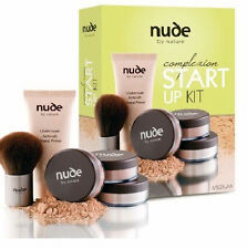 COMPLEXION NUDE BY NATURE START UP KIT LIGHT/MEDIUM (MINERAL FOUNDATION COVER)