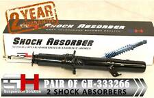 2 BRAND NEW FRONT GAS SHOCK ABSORBERS MAZDA 6 GG, GY 2002-2007 ////GH-333266////