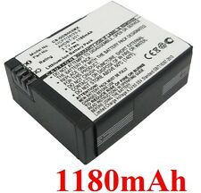 Batterie 1180mAh type 1ICP7/26/33-2 AHDBT-201 Pour GoPro HD Hero3+ Black Edition