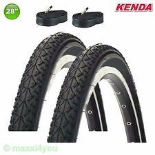 01022839K - 2 x Kenda K-935 Fahrraddecke 28 x 1 5/8 x 1 1/2 - 40-622 m. Schlauch