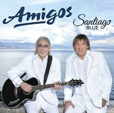 AMIGOS - SANTIAGO BLUE  CD NEW+