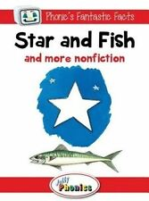 Star and Fish and More Nonfiction: Jolly Phonics Readers by Wernham, Sara