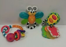 Lot of Baby  Developmental Toys Rattles, Teethers, Educational