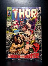 COMICS: Marvel: Thor #152 (1968), Ulik & Destroyer app - RARE (figure/loki)