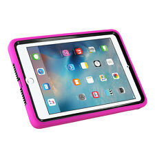 Pink Heavy Duty Shockproof Cover Stand Strap For Apple iPad Mini 2 3 1 Case