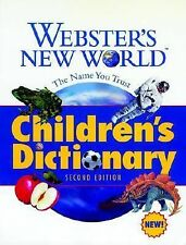 Webster's New World Children's Dictionary-ExLibrary