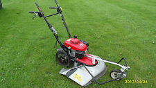 "Honda UM536 kzag Self Propelled Petrol rough Cut weed lawnmower 21"" CUT Mower"