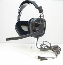 PLANTRONICS GameCom 380 with Dual 3.5mm Plugs Circumaural Over the ear Headset