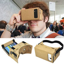 ULTRA CLEAR Cardboard Valencia Quality 3D VR Virtual Reality Glasses for Google