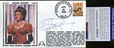 GINGER ROGERS SIGNED PSA/DNA CERTIFIED FDC FIRST DAY COVER AUTHENTIC AUTOGRAPH