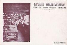 # FIRENZE - CANTAGALLI - MAIOLICHE ARTISTICHE - Porta Romana