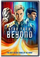 NEW - Star Trek Beyond (DVD 2016) NEW* Action, Adventure* NOW SHIPPING !