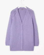 *NEW* GENUINE Women's COS Oversized Cable Knit Cardigan/Sweater size M *RRP 89£*
