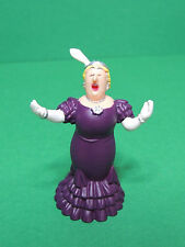 Tintin Bianca Castafiore figurine BD pvc Hergé Moulinsart figure Tim Kuifje