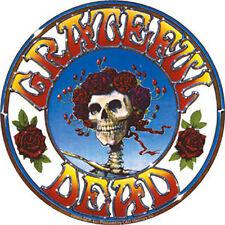 The Grateful Dead - Skull & Roses Logo Sticker
