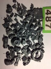 Warhammer 40K Space Marines Bits, Vehicle + Squad Parts, Spares Lot. #487