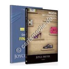 DVD & Heft: RICHTIG MIT FINANZEN UMGEHEN - Joyce Meyer - Lehreinheit *NEU*