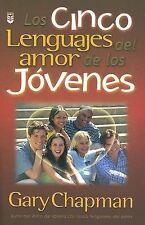 Los Cinco Lenguajes del Amor de los Jovenes by Gary Chapman (2001, Paperback)