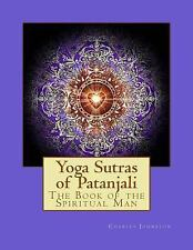 Yoga Sutras of Patanjali by Charles Johnston (2012, Paperback)