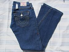 Women's TRUE RELIGION Brand Jeans Joey Size 27 x 30