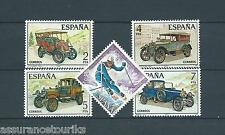 ESPAGNE AUTOMOBILES - 1977 YT 2047 à 2051 - TIMBRES NEUFS** LUXE