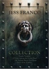 Jess Franco Collection (DVD Box Set, 2005, 4-Disc Set) Brand New/SEALED