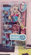 Frankie Stein Fashion pack New in box Monster high doll creepateria coffin bean