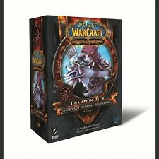 WOW WARCRAFT TCG : DARK LADY SYLVANAS WINDRUNNER CHAMPION DECK NEW SEALED