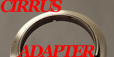 CIRRUSADAPTER 0.35MM Canon FD FL Lens to EOS Adapter, MAXIMUM FOCUSING DISTANCE!