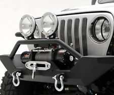 Smittybilt XRC Front Bumper w/ Winch Plate 97-06 Jeep Wrangler & Unlimited