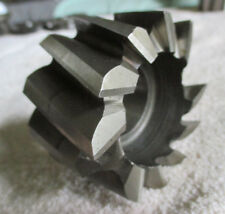 """Union Tool 3"""" Right Hand Shell Mill / Milling Cutter. 1 1/4"""" Inside Diameter"""