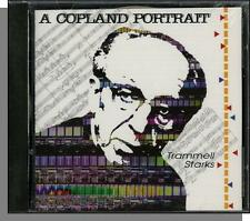 Aaron Copland: A Copland Portrait - Performed by Trammell Starks - New 1992 CD!