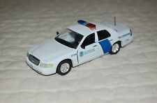 Custom Road Champs US Homeland Security Filed Operations Crown Vic Police Car