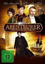 VARIOUS - DER ABENTEURER-DER FLUCH DES MIDAS  DVD NEU
