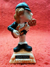 Angus Young Figure  Music Rock collectible miniature AC/DC AC DC