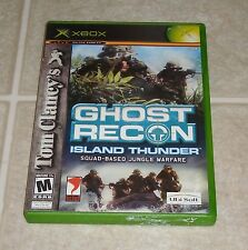 Tom Clancy's Ghost Recon Island Thunder Complete Xbox