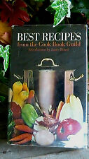 COOKBOOK Best Recipes from Cook Book Guild JAMES BEARD Pot Roast Apple Pie MORE