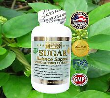 1X Blood Sugar Support Glucose Defense Advanced Fast Relief Formula 1600mg USA