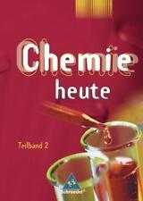 Chemie heute * Teilband 2 * ISBN 9783507860445 * Gymnasium 9.-10. Klasse * TOP