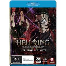 Hellsing Ultimate - Collection 3 (Bluray) (RB) Preorder Released 26th Nov 2014