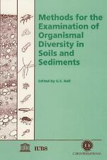 Methods for the Examination of Organismal Diversity in Soils and Sedim-ExLibrary