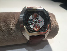 Reloj Watch Montre D & G - Dolce & Gabbana Time - Why Not Today - Brown Leather
