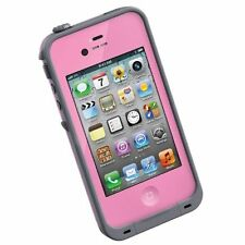 LifeProof LPIPH4CS02PK Case for iPhone 4 and 4S - Retail Packaging - Pink
