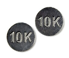 10K Runner Cufflinks - Gifts for Men - Anniversary Gift - Handmade - Gift Box