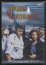 NEUF DVD JULIE LESCAUT SOUS BLISTER EPISODE 7 90 MIN VERONIQUE GENEST POLICIER