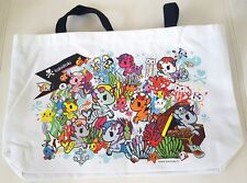 SDCC Comic Con 2016 Tokidoki Exclusive Mermicorno Canvas Tote New