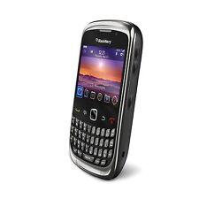 Nueva marca BLACKBERRY CURVE 9300 - 2MP - 3G-Wifi-Gps-Negro - Desbloqueado-En Caja