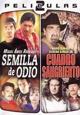 Dos Peliculas Mexicanas - Semilla & Cuadro, DVD, Semilla De Odio,