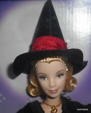 NRFB MATTEL BARBIE DOLL AS Bewitched Barbie 2001 Collector Edition NRFB 53510