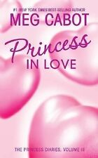 Princess in Love (The Princess Diaries, Vol. 3), Cabot, Meg, Good Condition, Boo